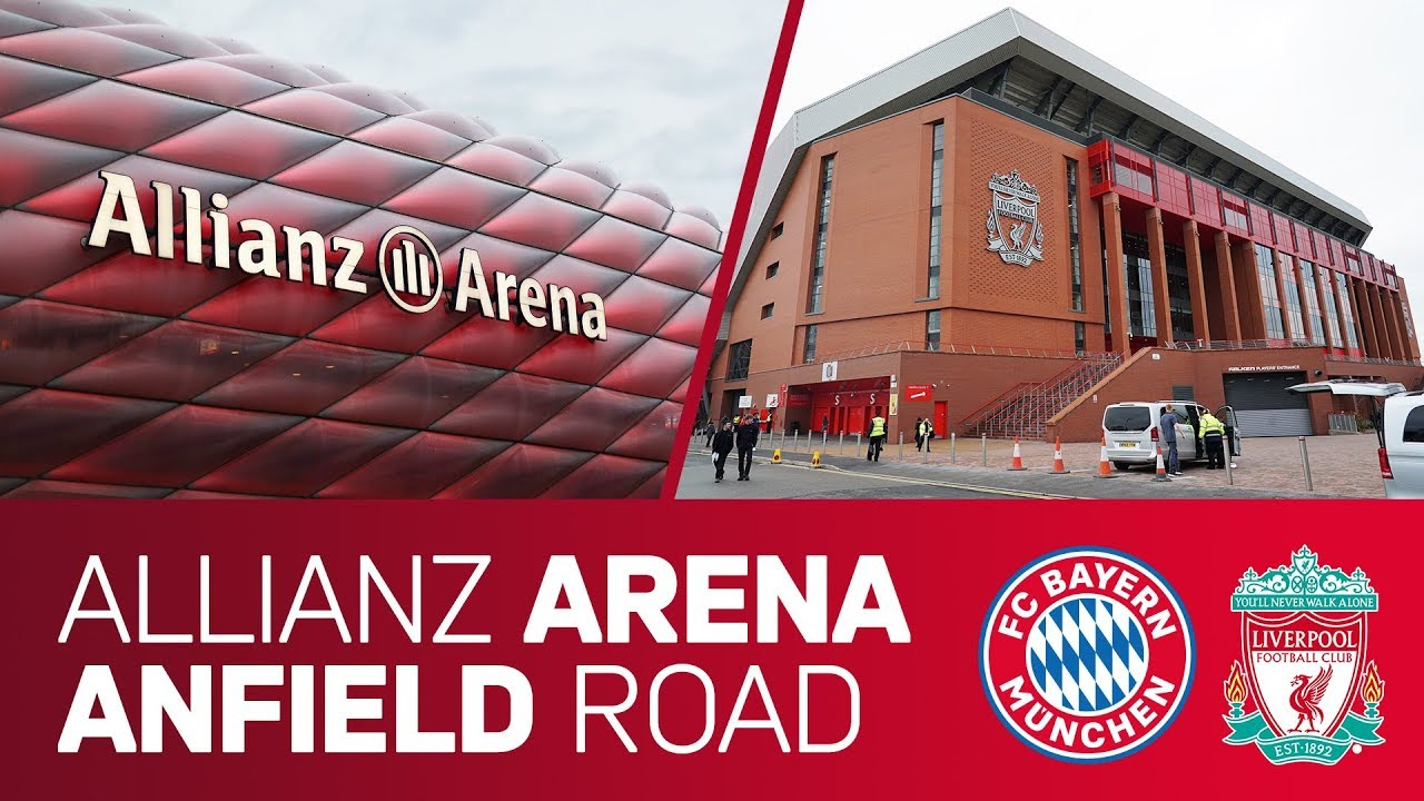 Allianz Arena or Anfield Road? | FC Bayern vs. FC Liverpool