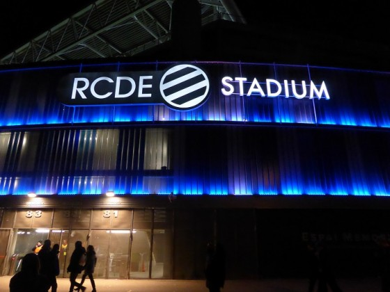 Barcelona (E), RCDE Stadion