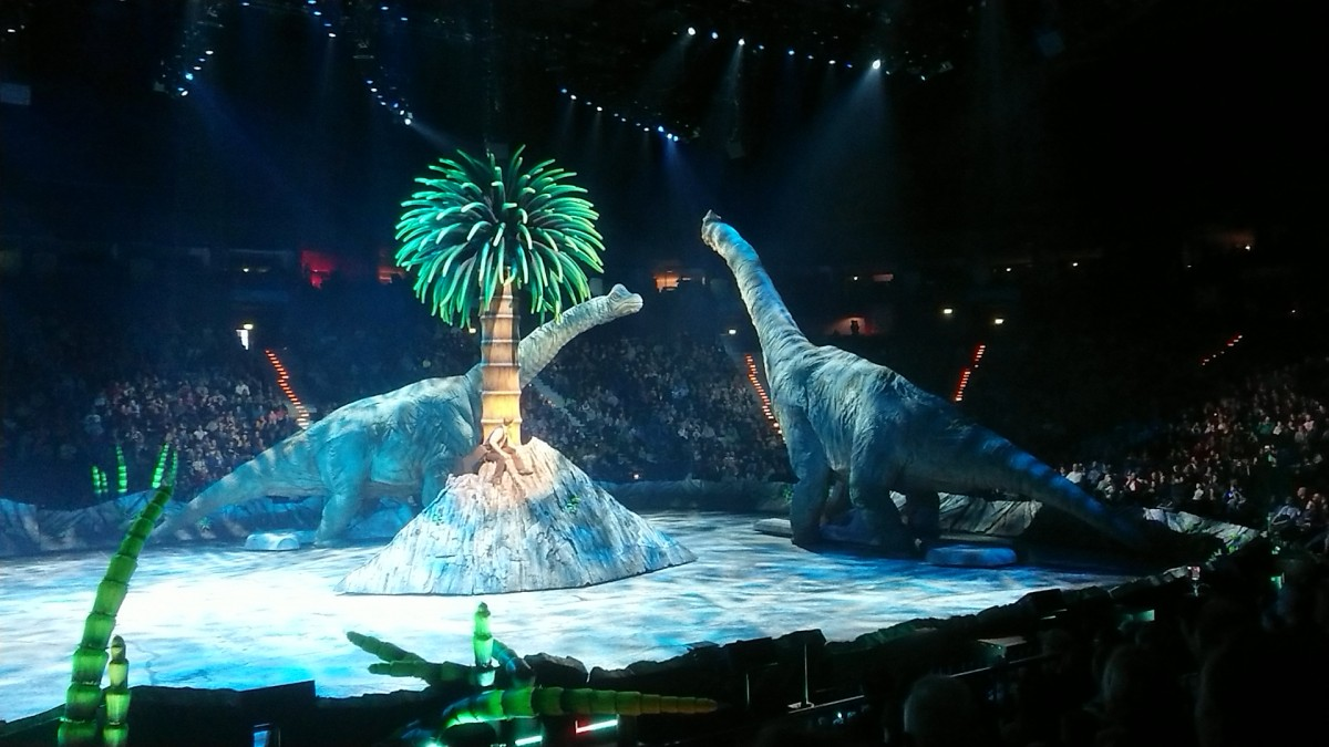 Dinosaurier im Reich der Giganten 9