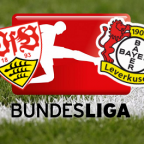 VfB Stuttgart gegen Bayer Leverkusen