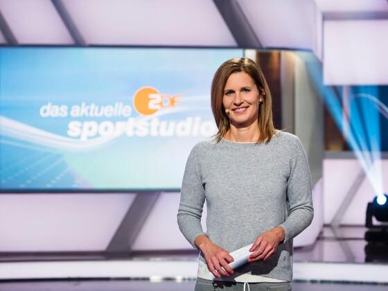 """Olympia-Helden zu Gast im """"aktuellen sportstudio"""" des ZDF"""