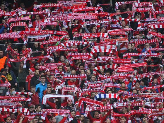 FC Bayern MUNICH-GERMANY