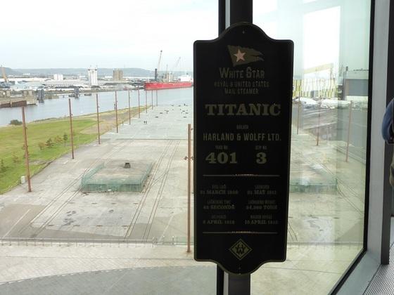 Titanic Dock
