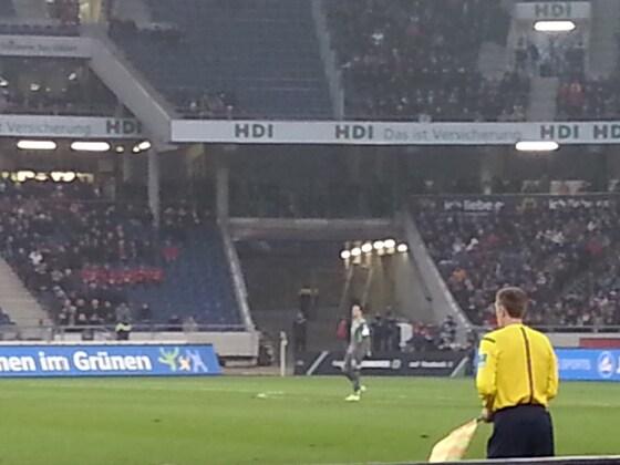 06.12.2014 Hannover 96 vs. VfL Wolfsburg 5
