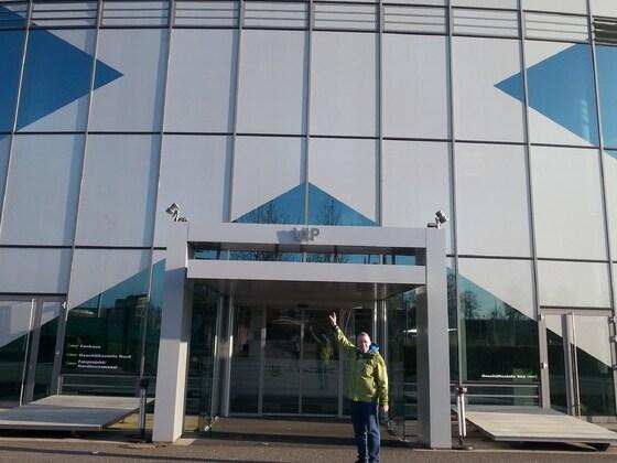 SteffSn: 07.12.2014 Volkswagen Arena Wolfsburg