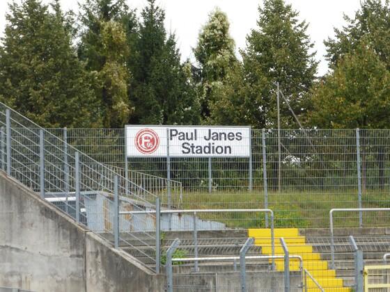 Paul-Janes-Stadion, Düsseldorf 1