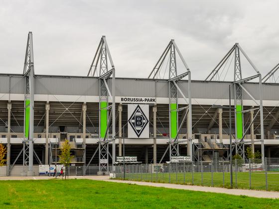 Borussia Park - Mönchengladbach