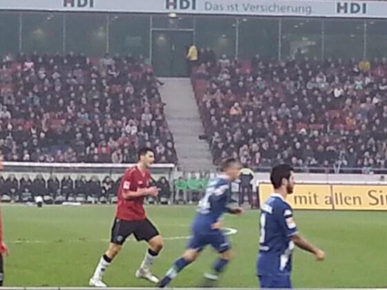 06.12.2014 Hannover 96 vs. VfL Wolfsburg 4