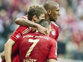FC Bayern Spieler