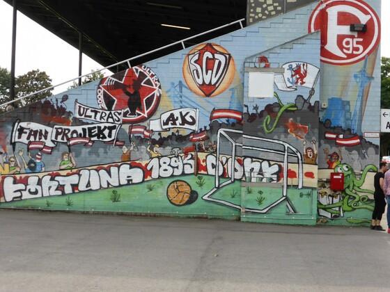 Paul-Janes-Stadion, Düsseldorf 2