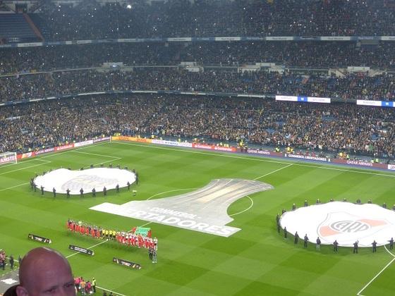 Copa Libertadores 2018: River Plate - Boca Juniors