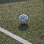 Einsamer Ball