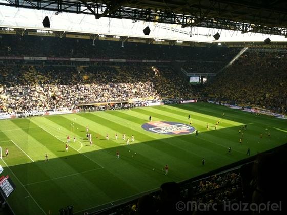 Bilder vom Spiel BVB - SC Freiburg