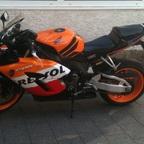 Honda-CBR / Repsol