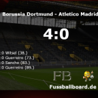 Dortmund gegen Atletico