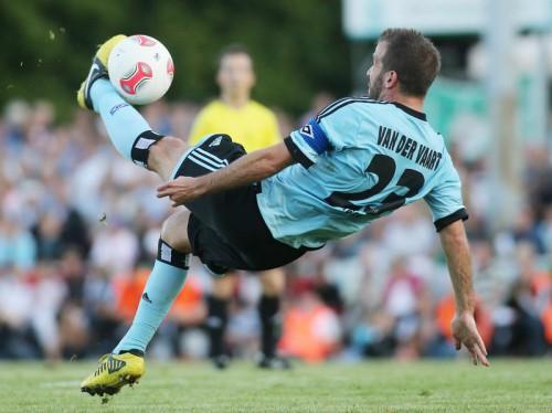 Hamburger SV Van der Vaart