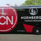 Fußball - FC Nürnberg in Wolfsburg