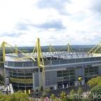 BVB Stadion (Westfalenstadion) von Oben
