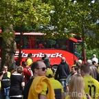 Mannschaftsbus Jahn regensburg