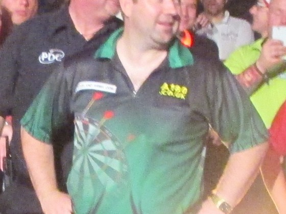 European Darts Trophy 2014 Leipzig 11