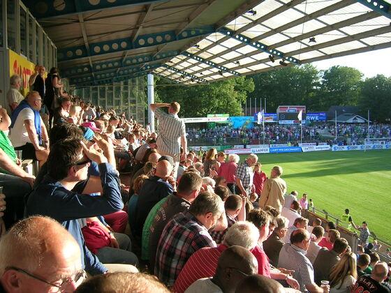 Stadion / Meppen
