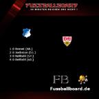 9. Spieltag: Hoffenheim gewinnt 4:0 gegen den VfB