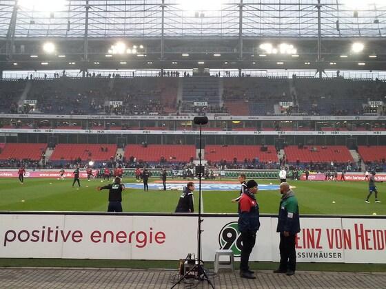 06.12.2014 Hannover 96 vs. VfL Wolfsburg 1