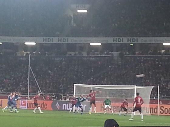 06.12.2014 Hannover 96 vs. VfL Wolfsburg 6