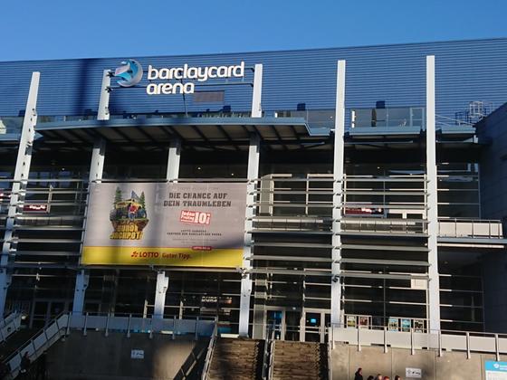 BarcleyCard Arena