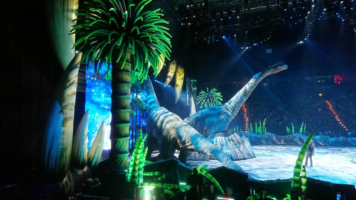 Dinosaurier im Reich der Giganten 13