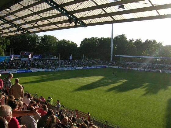 Meppen / Stadion