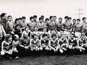 Argentinien gegen TuS Heven 09 (1988) Bild 1
