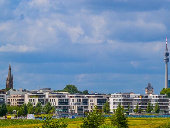 Phönixsee Dortmund