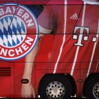 FC Bayern München Bus