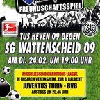 TuS Heven - SG Wattenscheid 09