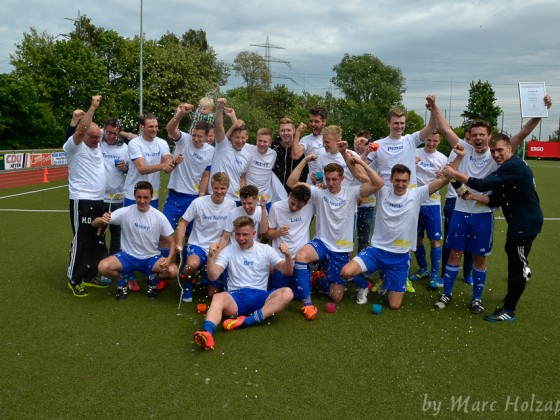 A1-junioren des TuS Heven 09 schaffen Aufstieg in die Bezirksliga