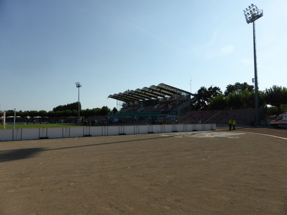 Worms (D), Wormatia Stadion