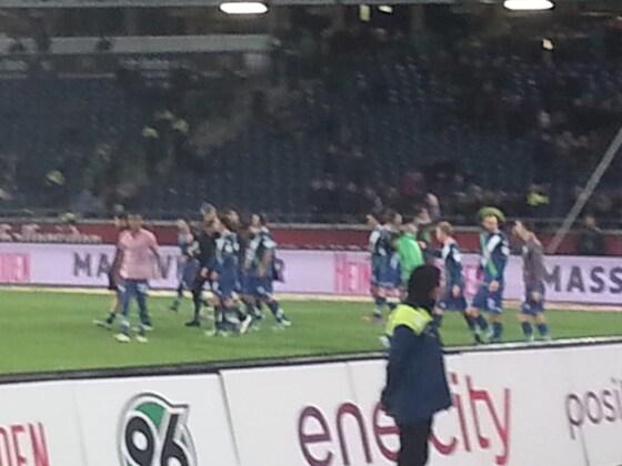 06.12.2014 Hannover 96 vs. VfL Wolfsburg 8