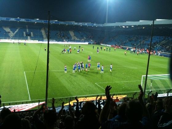VFL Bochum - Karlsruher SC (12.9.2014)