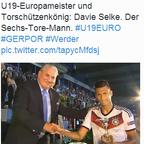 U19 - Europameister 2014
