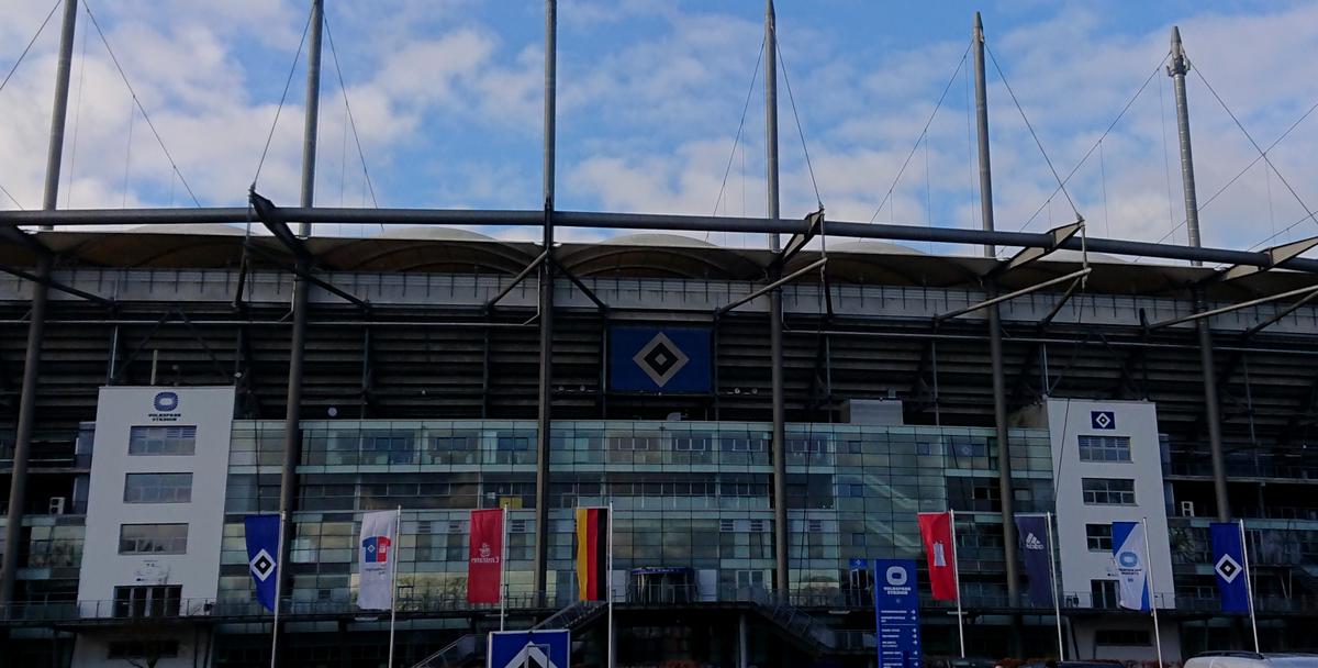 Hamburger SV Stadion