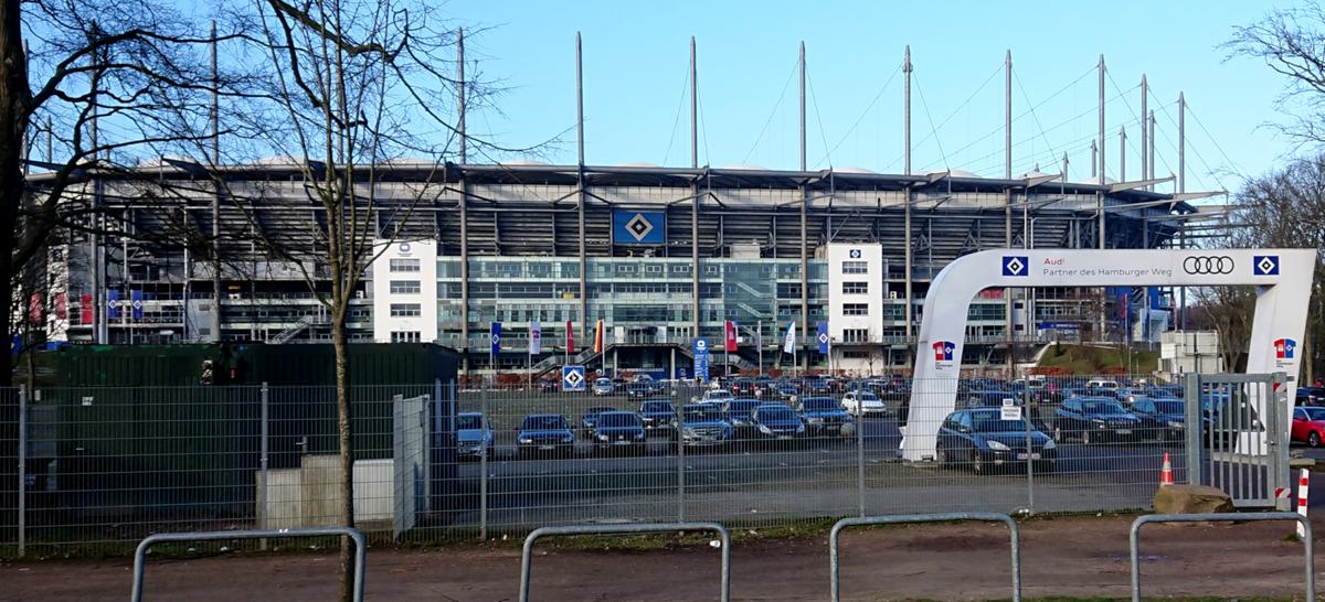 HSV Volksparkstadion