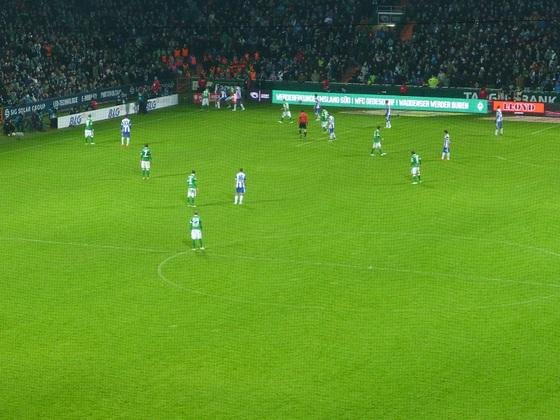 Saison 14/15, Spieltag 18 WERDER-Hertha, Bild 3