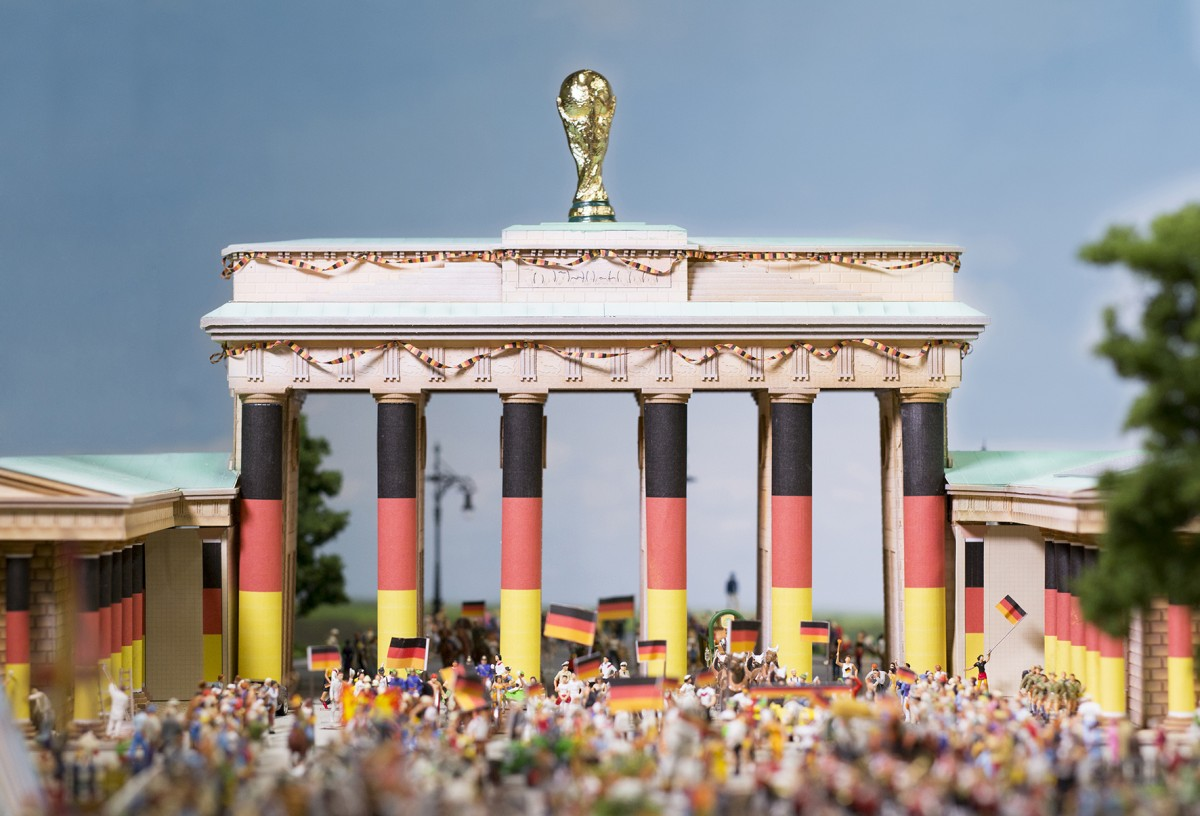 WM - Brandenburger Tor