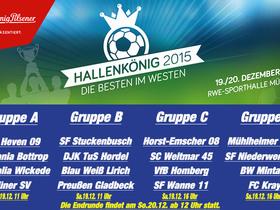Hallenkönig 2015