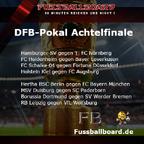 Das Achtelfinale im DFB-Pokal 2018