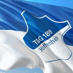 Hoffenheim-Flagge