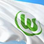 VfL-Wolfsburg-Flagge