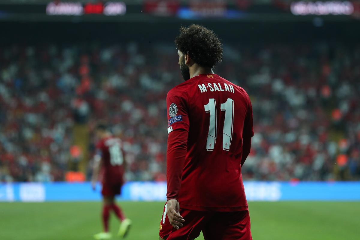 Liverpool Mo Salah