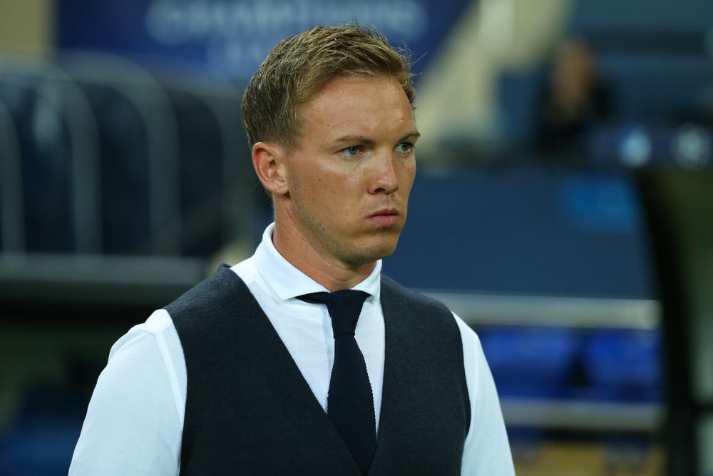 Trainer Julian Nagelsmann